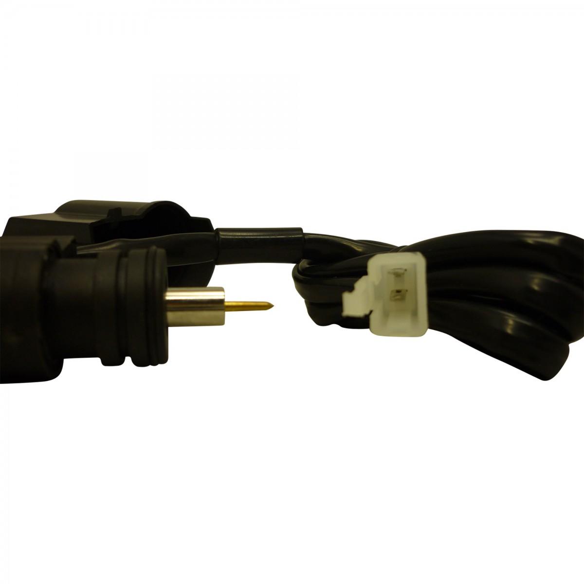 kaltstartautomatik incl kabel stecker und abdeckung. Black Bedroom Furniture Sets. Home Design Ideas